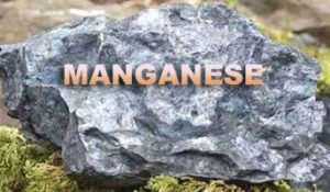 manganese removal well water